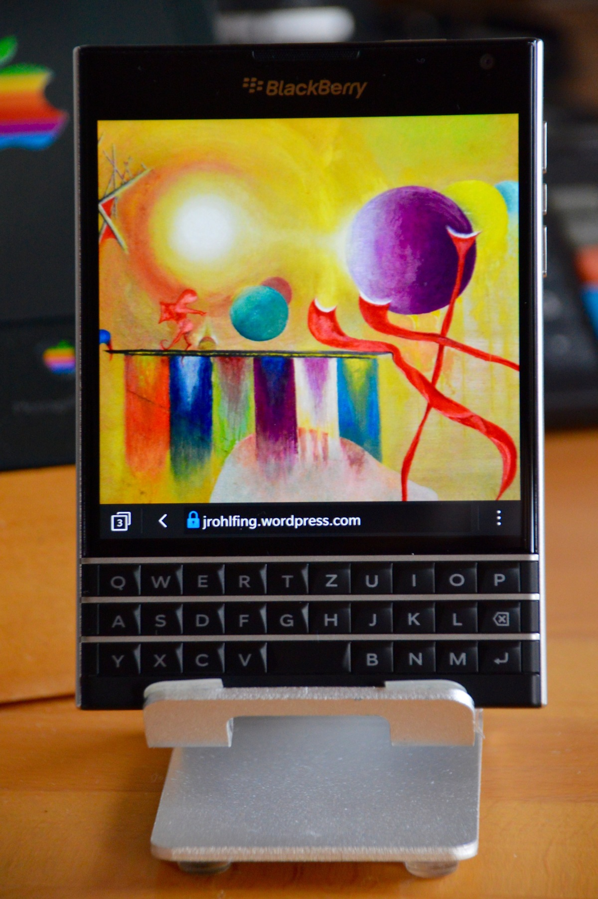 BlackBerry© Passport nach 20 Monaten …