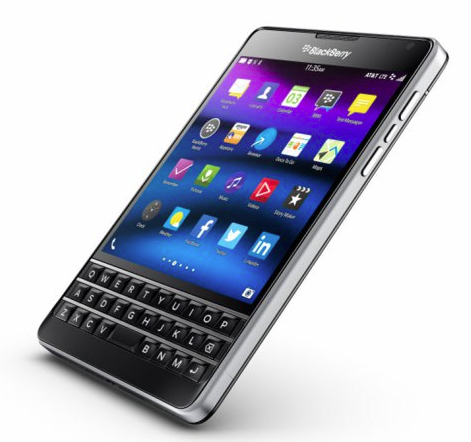 Blackberry Passport 2.Gen. (?)  – > Nachtrag !