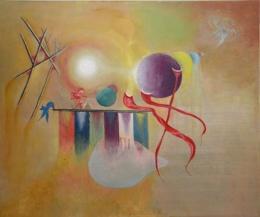 aktuelles Gemälde